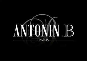 Antonin .B | Logo fond noir
