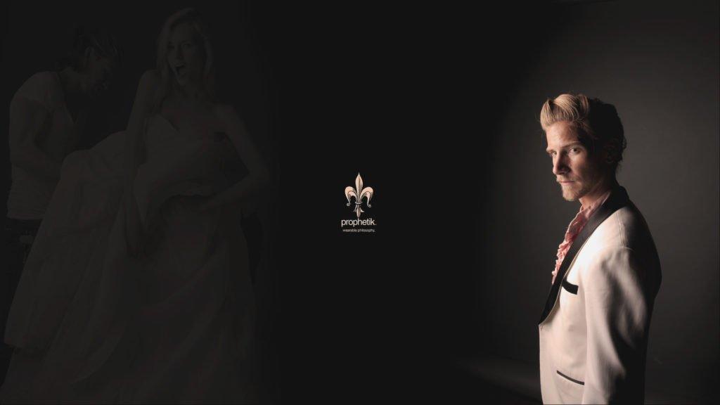 Prophetik : Jeff Garner, la haute-couture durable