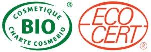 Logos cosmétique biologique