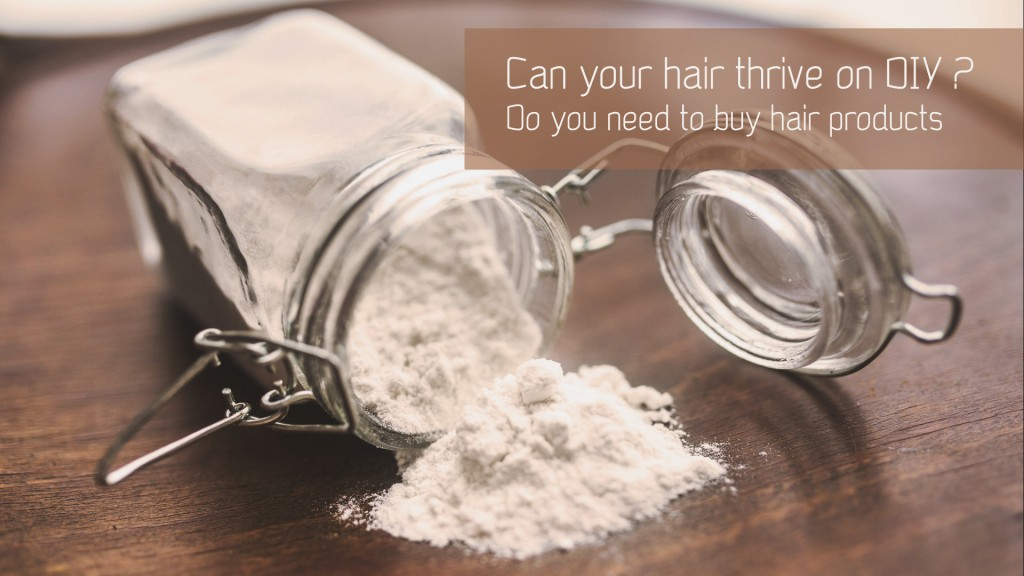 Can your hair really thrive on DIY?