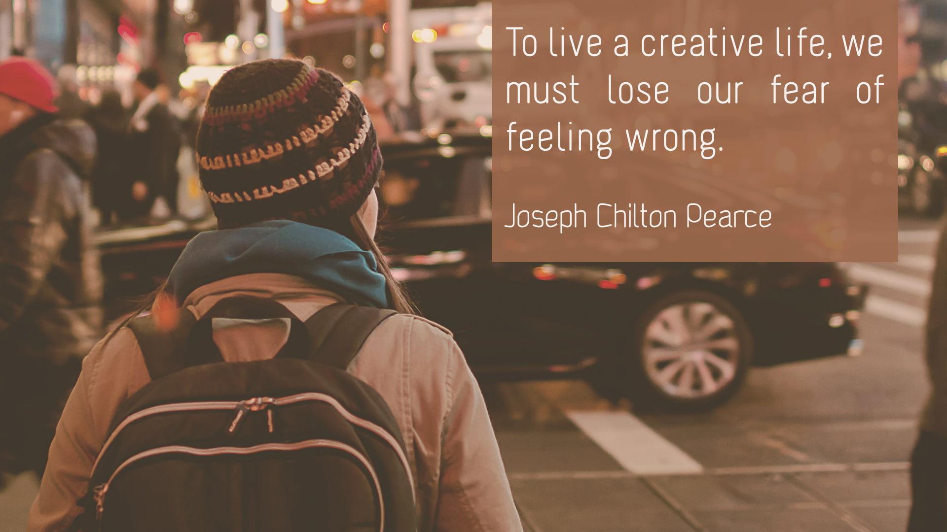 Joseph Chilton Pearce – A creative life