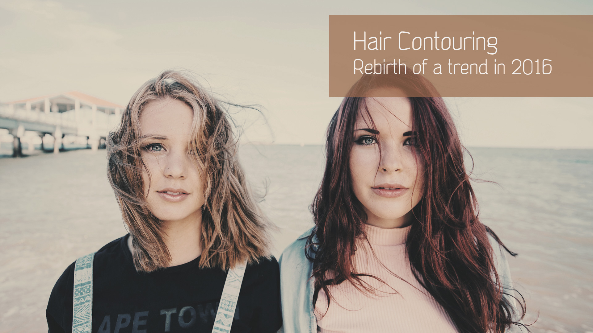 Fall beauty trend: Hair contouring