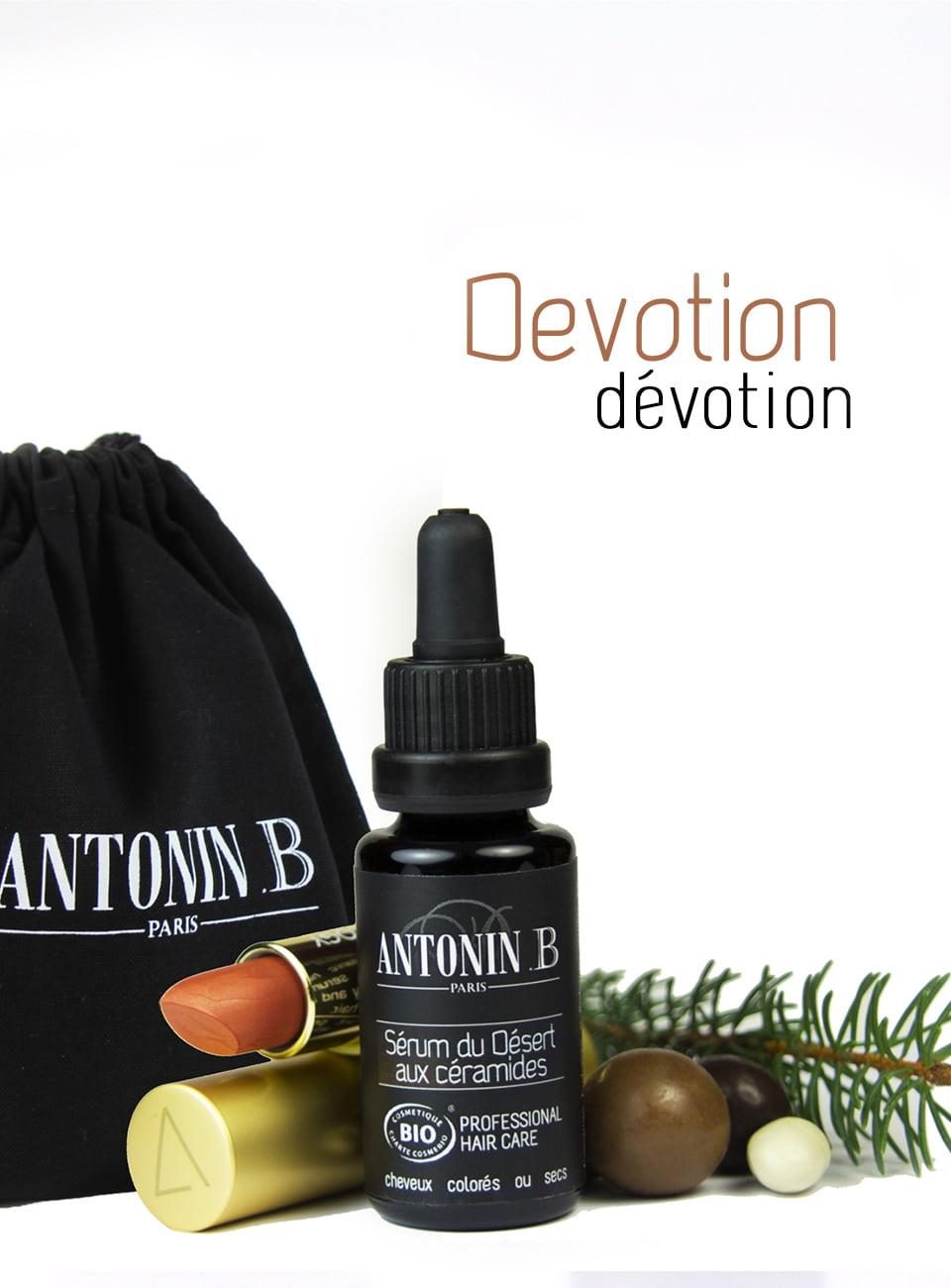 Christmas gift set: Organic & vegan beauty gift box