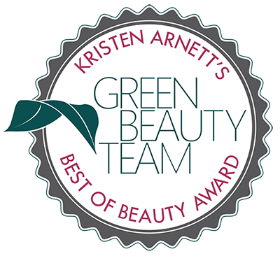 Kristen Arnett's Green Beauty Team | Best of Beauty Awards