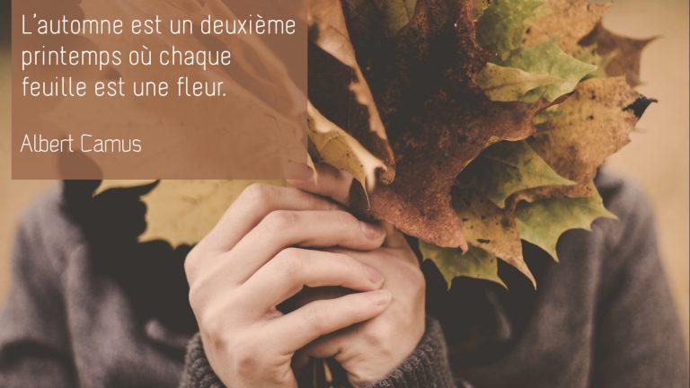 Albert Camus - L'automne