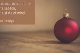 Calvin Coolidge - Christmas