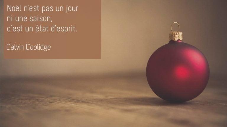 Calvin Coolidge - Noël