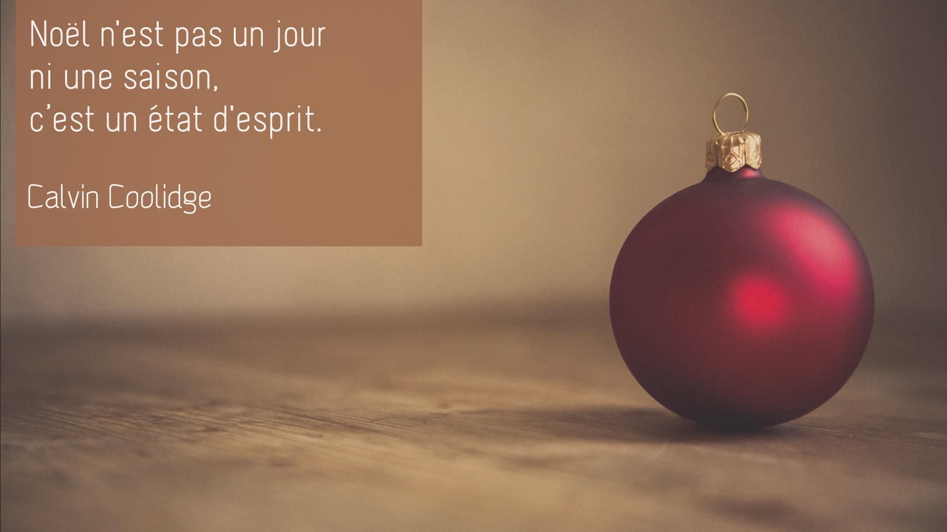 Calvin Coolidge – Noël