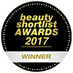 Beauty Shortlist - Winner