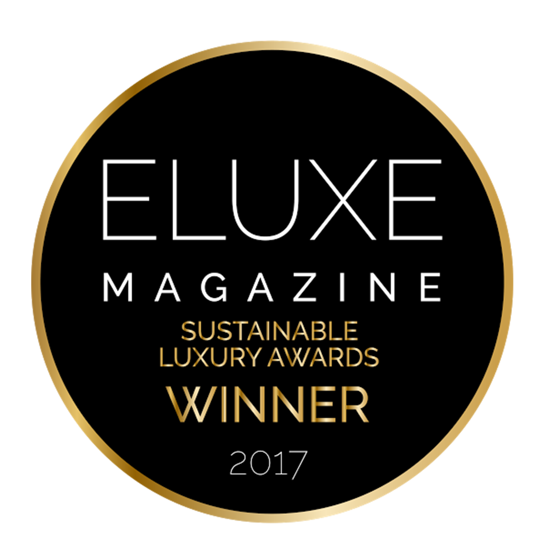ELUXE Magazine - Sustainable Luxury Awards 2017